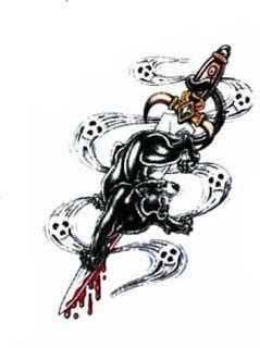 Знаки зодиака татуировки тату на ноге