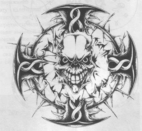 Татуировки шаманские татуировки