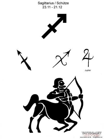 Значение стрелец зодиак