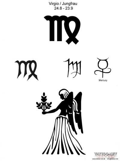 рисунки зодиака:
